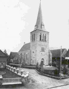 Kirche ca 1913