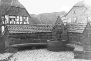 Ernst-August -Victoria-Luise Brunnen 1913