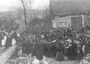 Grundsteinlegung  10.Dez.1912