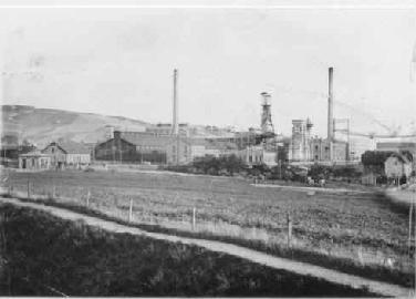 Werksansicht ca. 1912